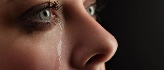 síntomas de dolor y frustración