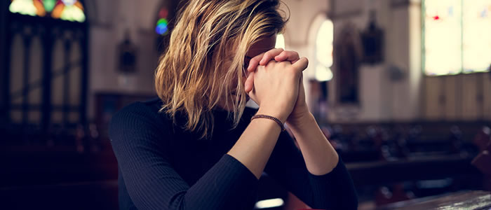 oración para tumbar trabajos de brujería